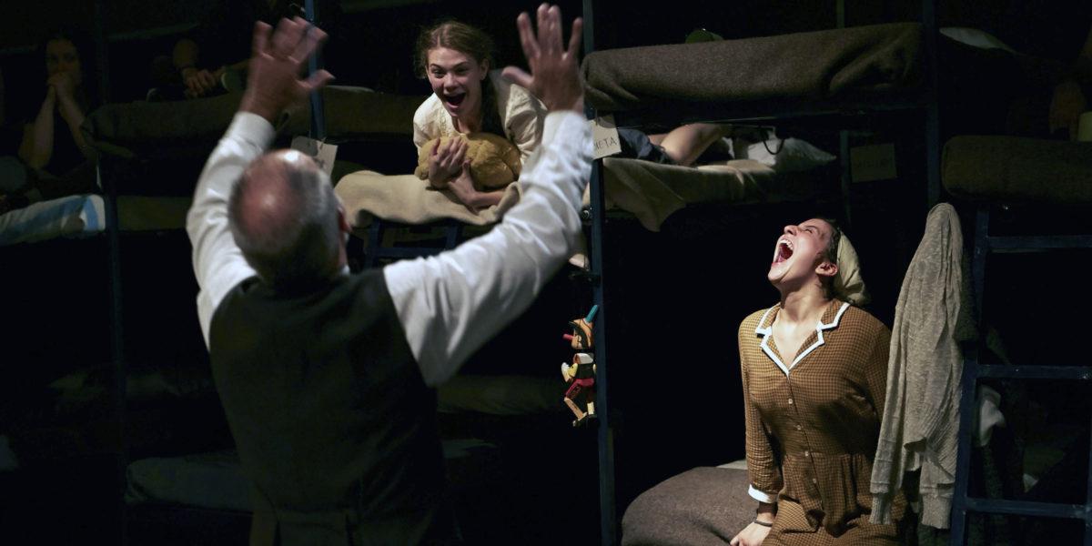 'Gretel et Hansel', Le Carrousel.