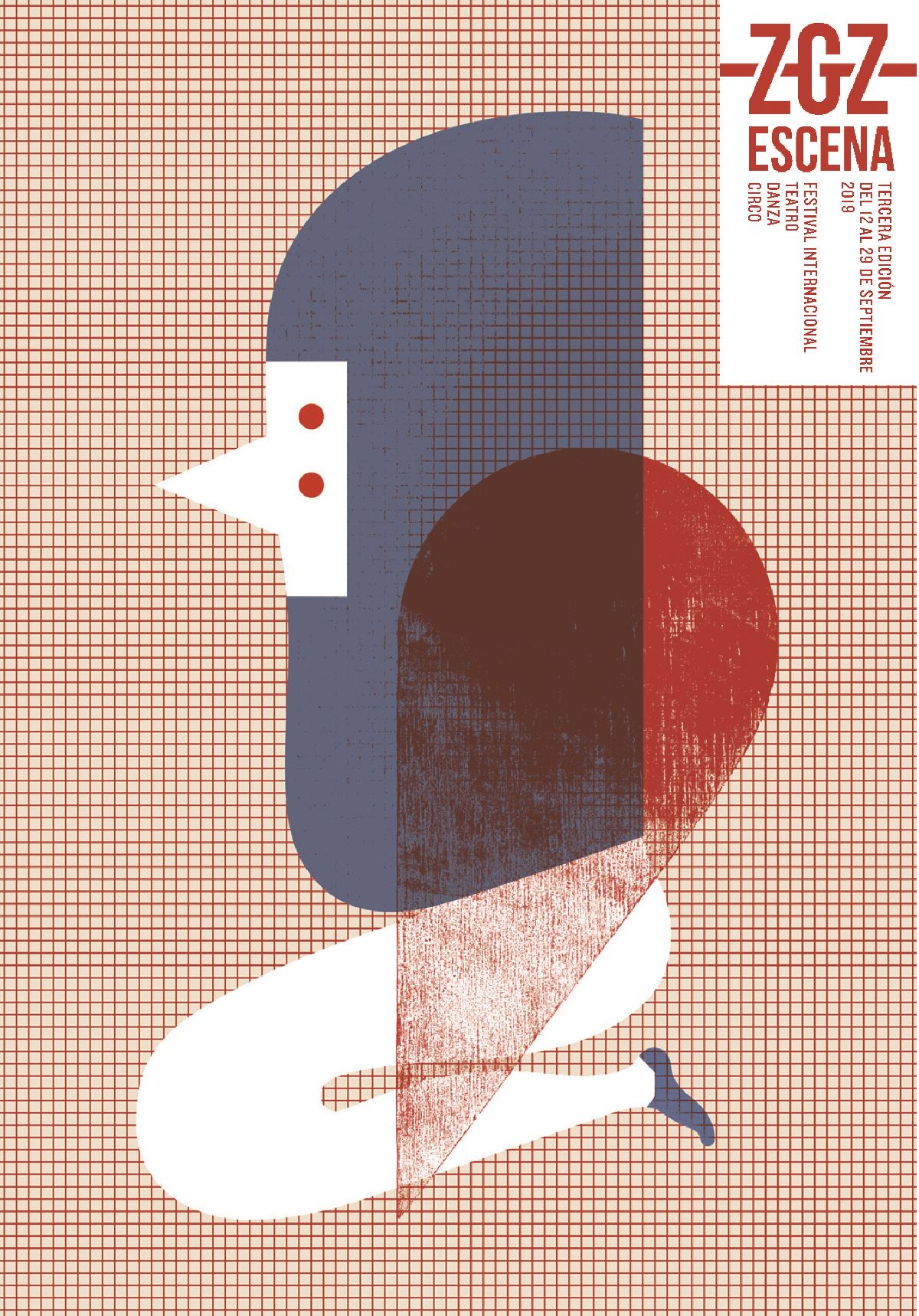 DESCARGAR 3 imágemes 2019.. Diseño Isidro Ferrer.